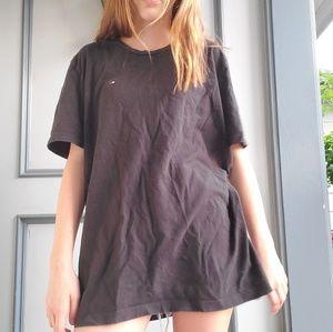 mens large black tshirt